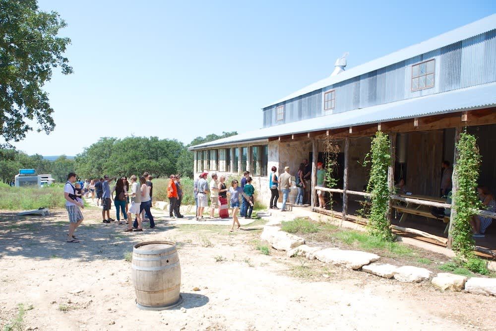 A Visit to Jester King: Craft Beer in Austin: gallery image 20
