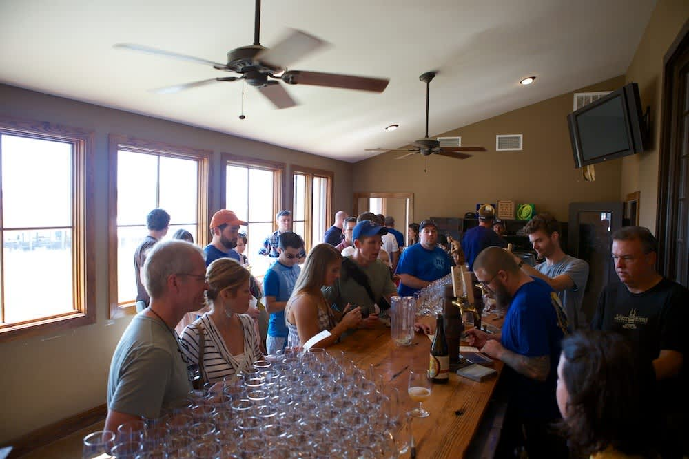 A Visit to Jester King: Craft Beer in Austin: gallery image 21