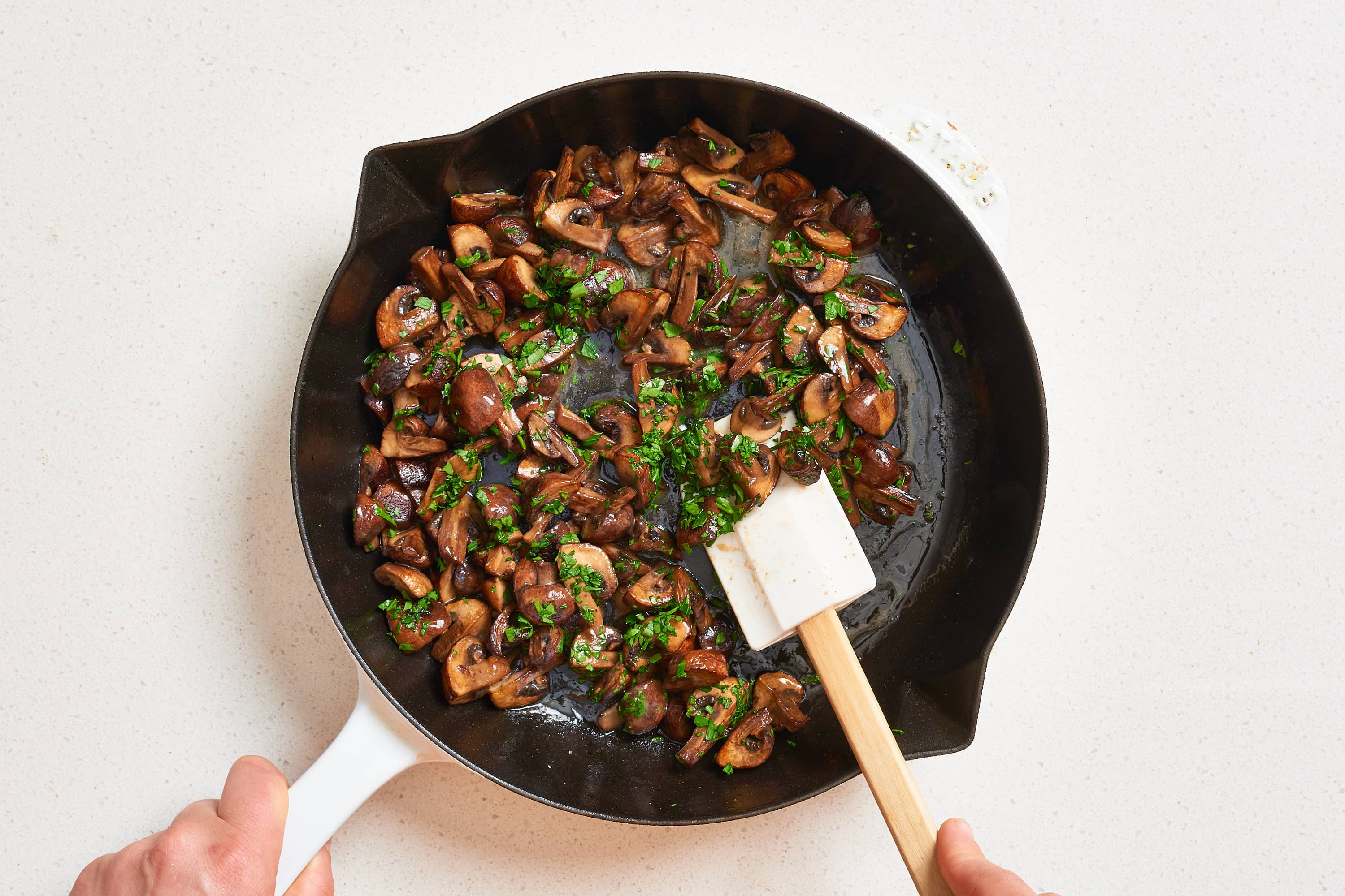 How To Cook Mushrooms on the Stovetop: gallery image 7