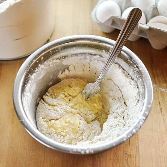 How To Make Fresh Pasta from Scratch: gallery image 4