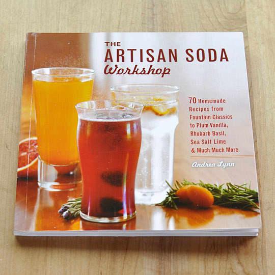 Artisan Soda Workshop by Andrea Lynn: gallery image 1