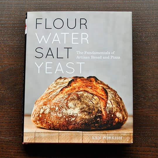 Flour Water Salt Yeast by Ken Forkish: gallery image 1