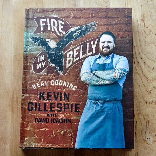 Fire In My Belly by Kevin Gillespie with David Joachim: gallery image 1