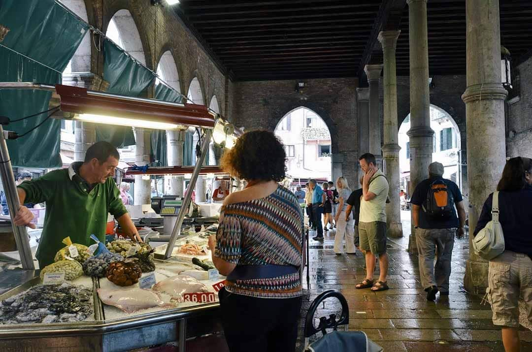 A Visit to the Rialto Market in Venice, Italy: gallery image 3