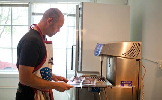A Visit with Woodblock Chocolate in Portland, Oregon: gallery image 23