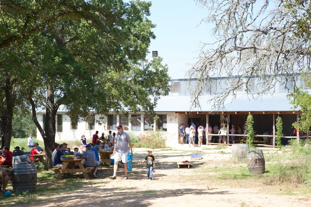 A Visit to Jester King: Craft Beer in Austin: gallery image 27