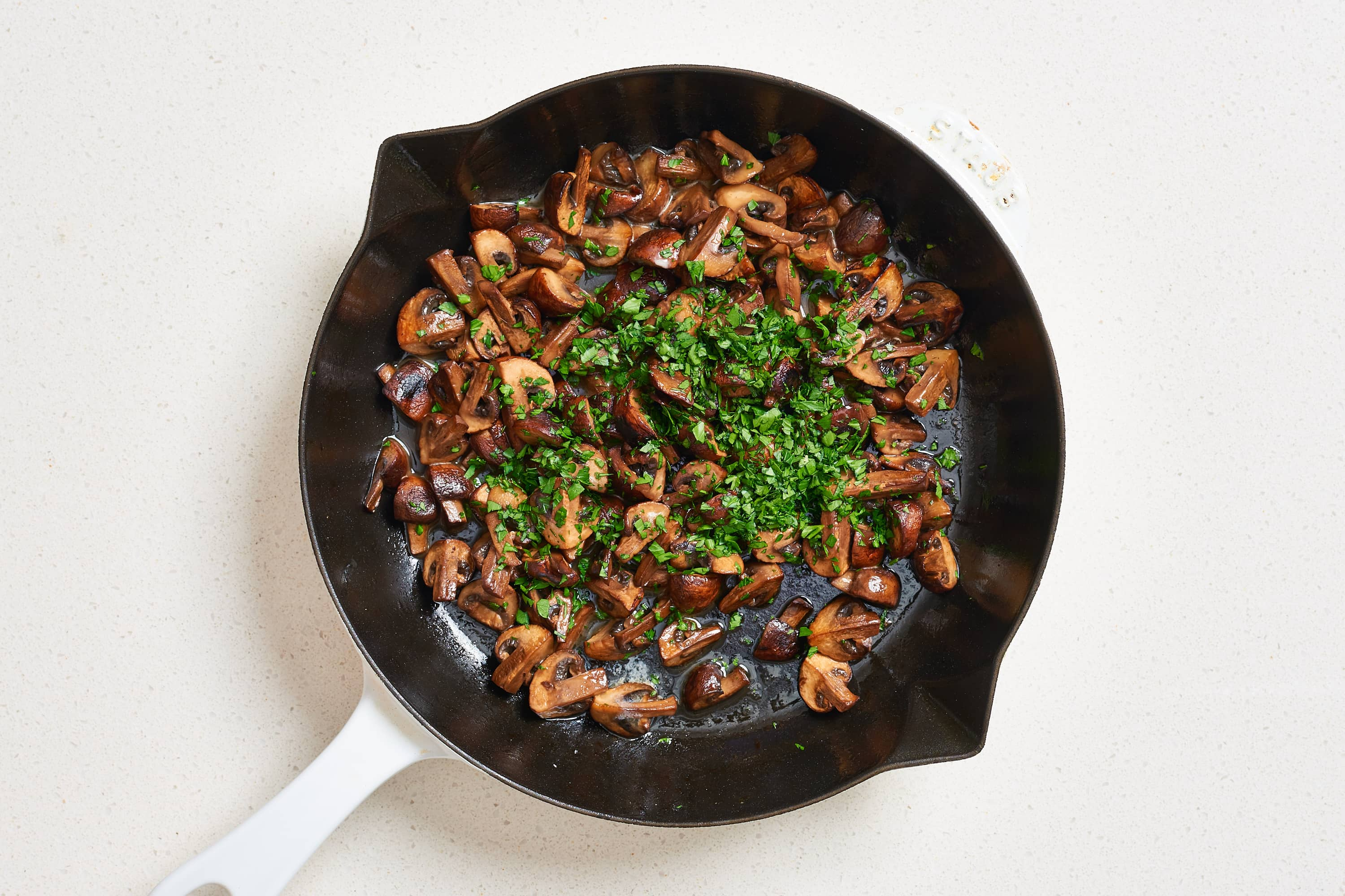 How To Cook Mushrooms on the Stovetop: gallery image 6