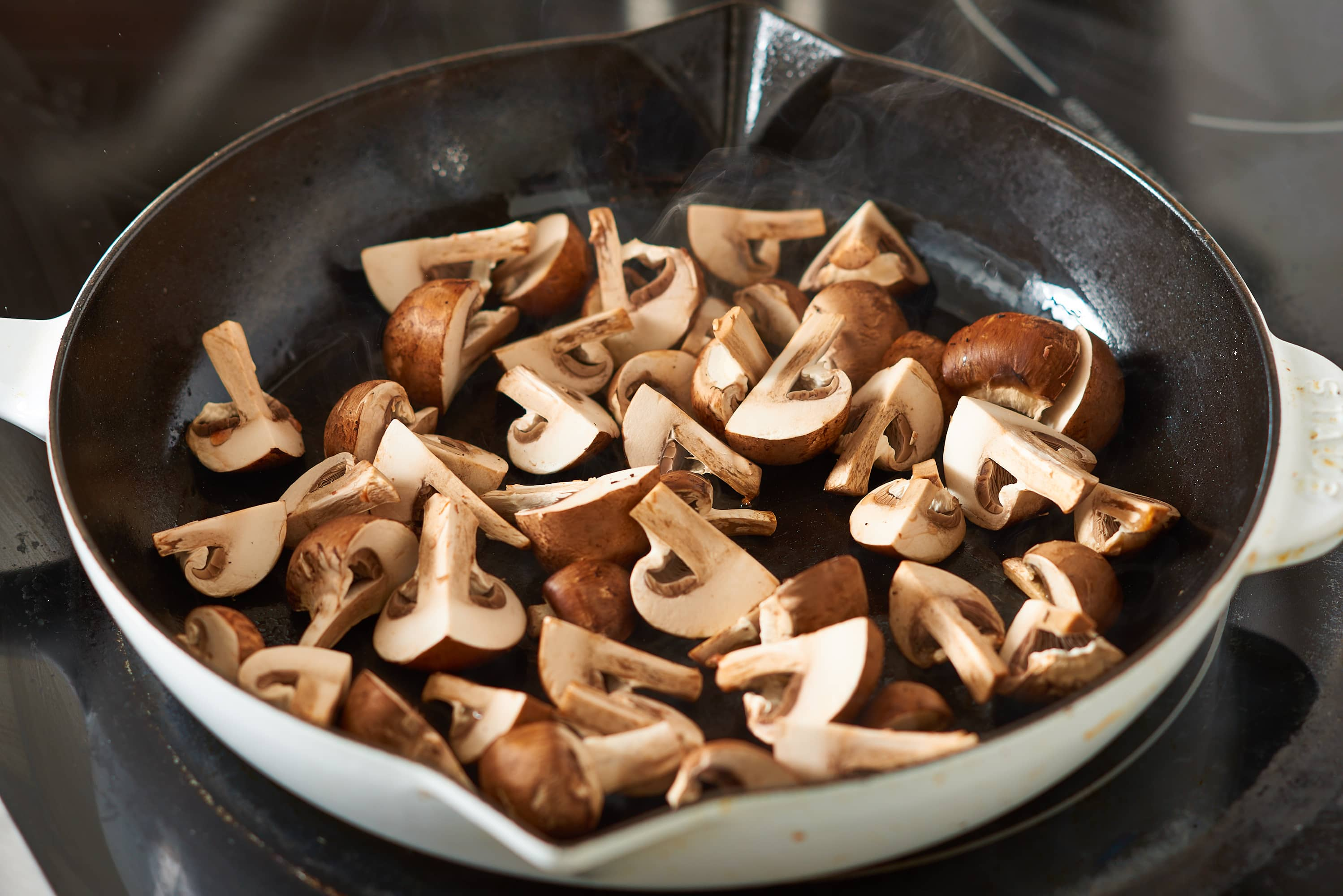 How To Cook Mushrooms on the Stovetop: gallery image 4