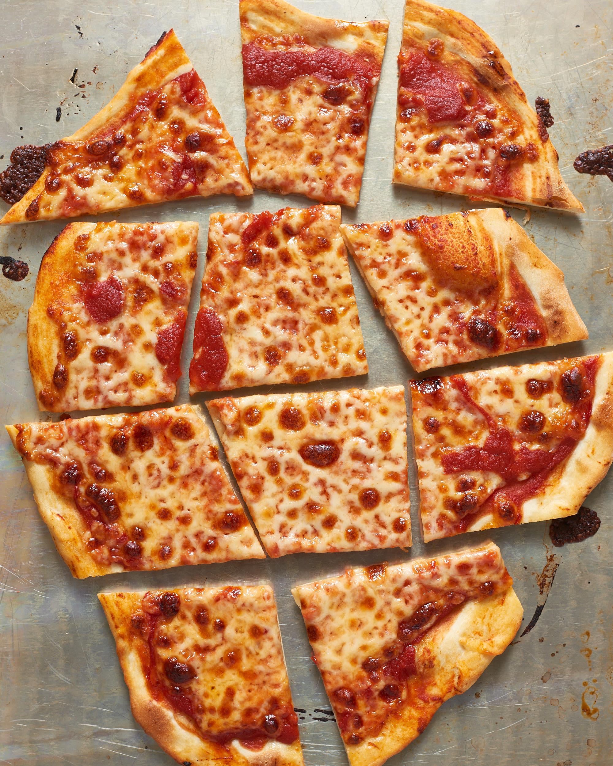 Recipe: Homemade Thin-Crust Pizza