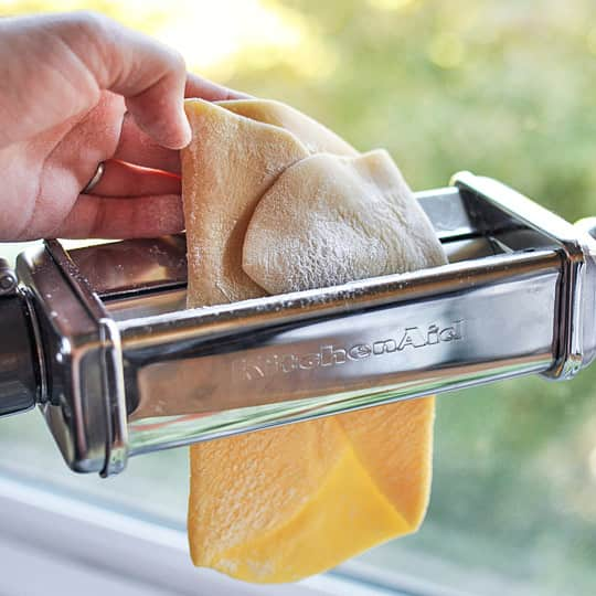 How To Make Fresh Pasta from Scratch: gallery image 11