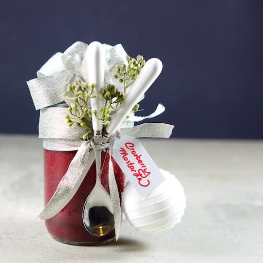How To Make Cranberry Mustard for the Holidays: gallery image 1