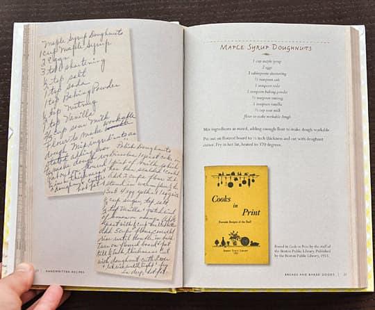Handwritten Recipes by Michael Popek: gallery image 2
