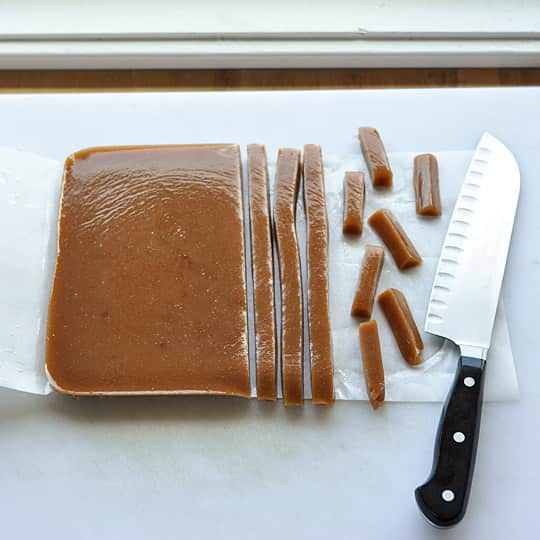 How To Make Soft & Chewy Caramel Candies: gallery image 18