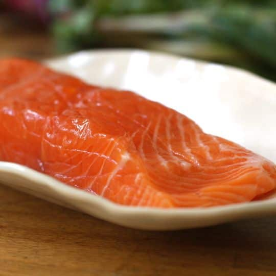 Recipe: Baked Salmon with Herbs & Lemon: gallery image 2