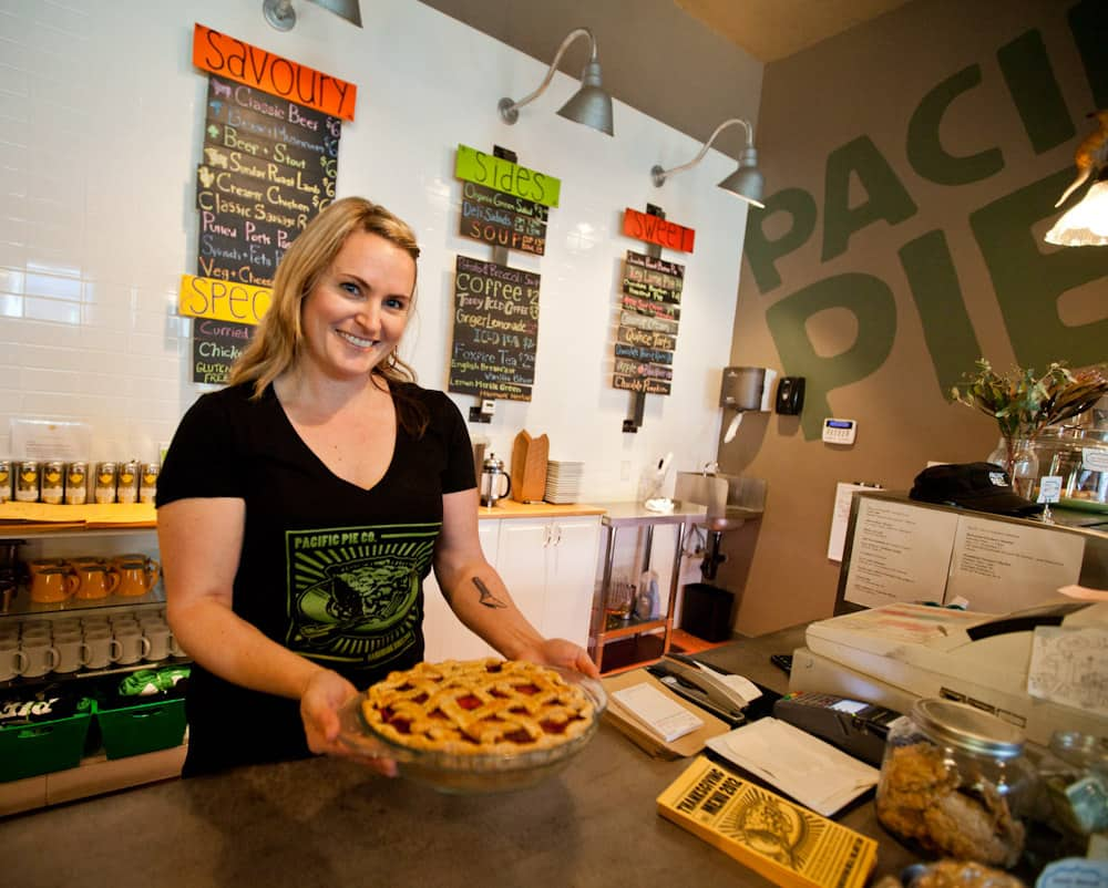 A Visit to Portland's Pacific Pie Co.: gallery image 1