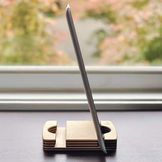 Eco-Friendly, Dishwasher-Safe iPad Stand from Chef Sleeve: gallery image 4
