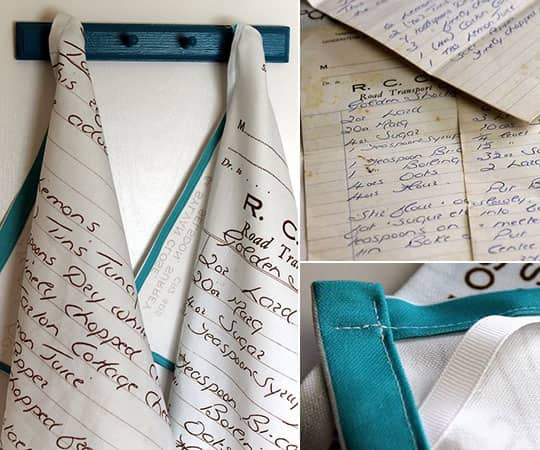 Outside the Box: 4 Ideas for Turning Family Recipes Into Gifts: gallery image 2