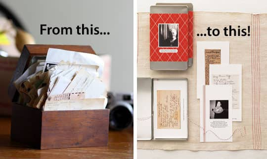 Outside the Box: 4 Ideas for Turning Family Recipes Into Gifts: gallery image 4