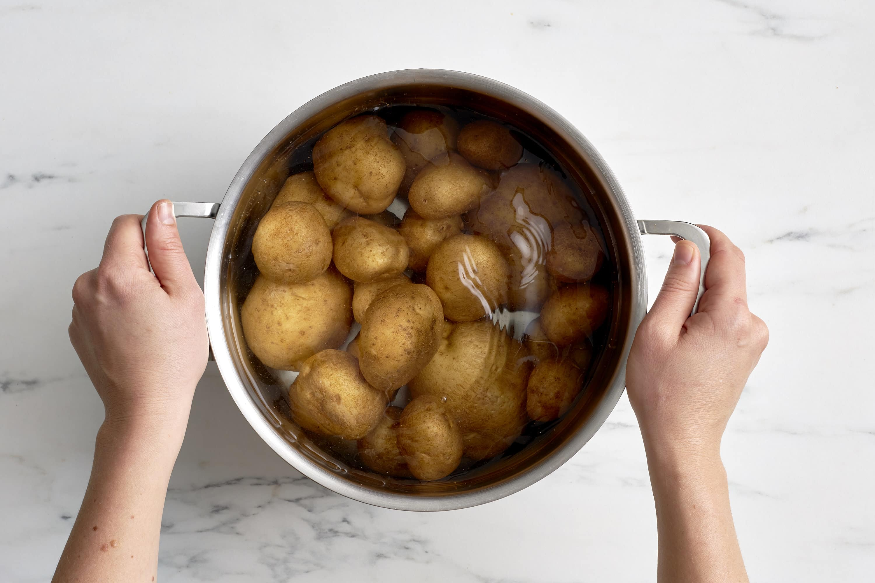 How To Make Perfect Mashed Potatoes for Thanksgiving: gallery image 2