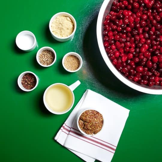 How To Make Cranberry Mustard for the Holidays: gallery image 2