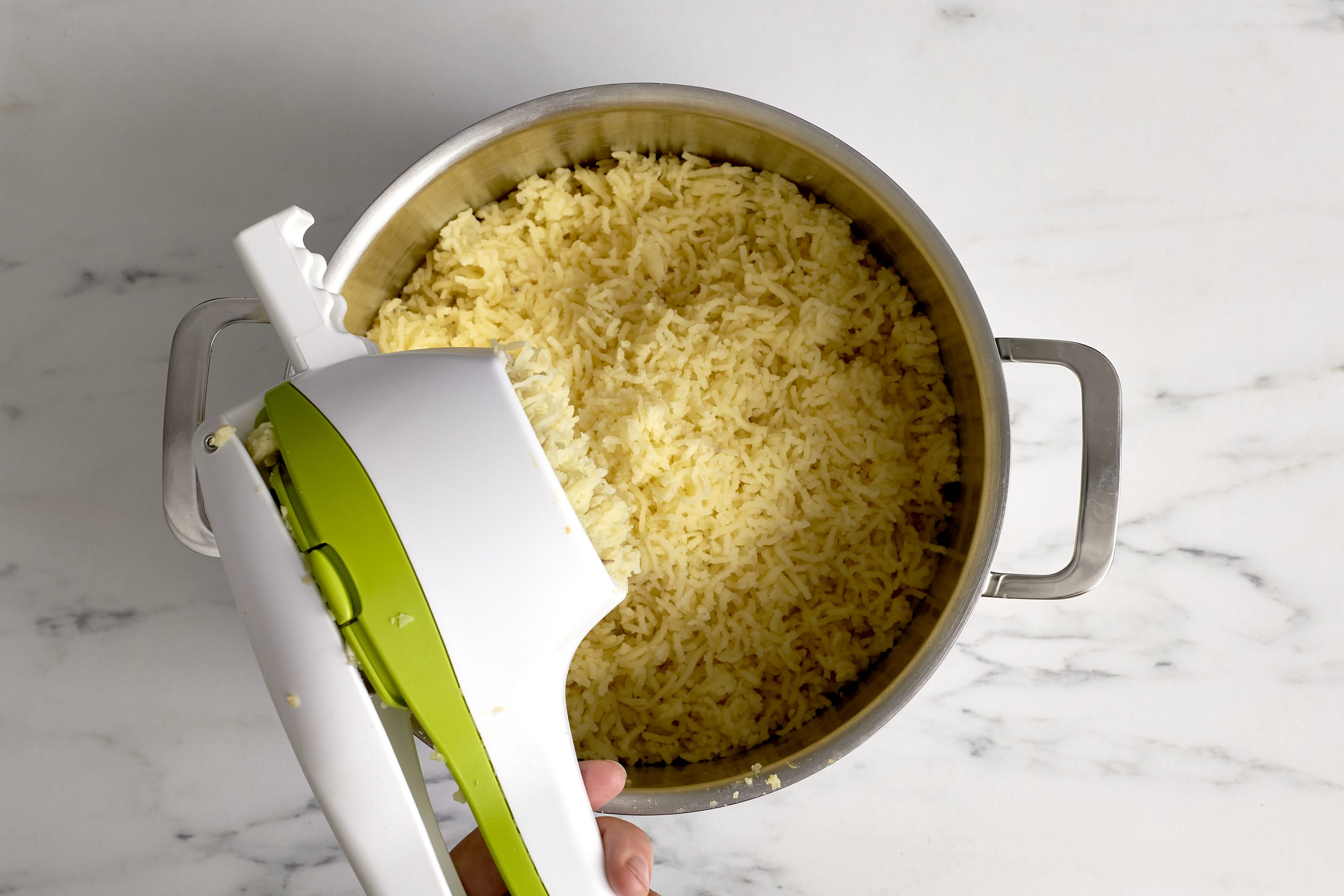 How To Make Perfect Mashed Potatoes for Thanksgiving: gallery image 5