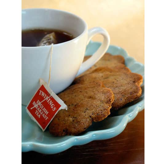 Cookies Made with Tea: 8 Recipes from Earl Grey to Chai: gallery image 1