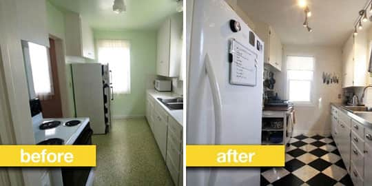 Before & After Transformations: 15 Fantastic Kitchen Makeovers: gallery image 13