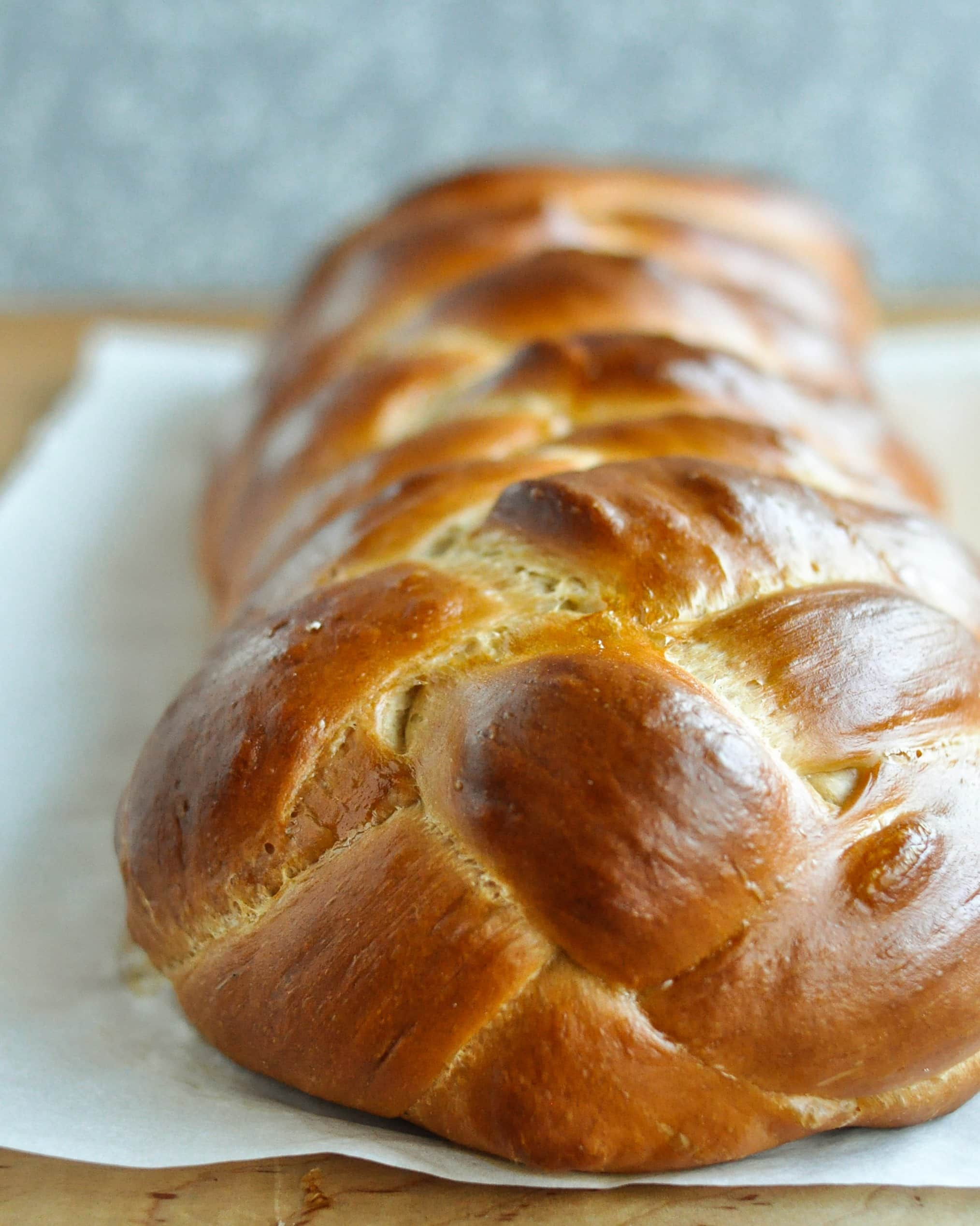 How To Make Challah Bread: gallery image 1