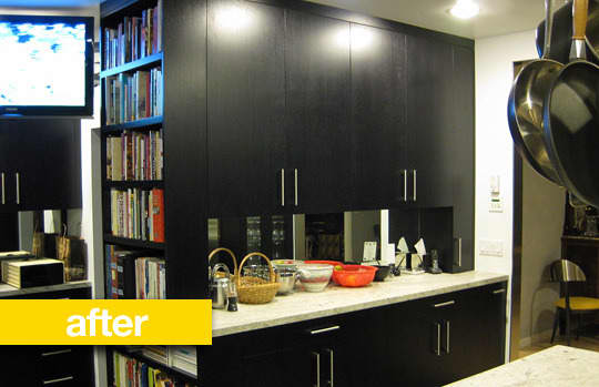 Kitchen Before & After: A Kitchen Keeps Its Footprint, But Gets An Updated Look: gallery image 7