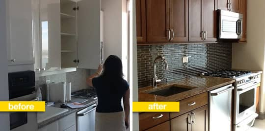 Before & After Transformations: 15 Fantastic Kitchen Makeovers: gallery image 5