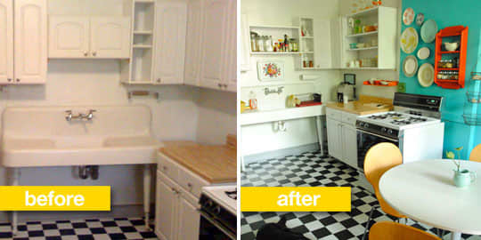 Before & After Transformations: 15 Fantastic Kitchen Makeovers: gallery image 15