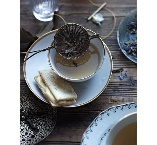 Cookies Made with Tea: 8 Recipes from Earl Grey to Chai: gallery image 5