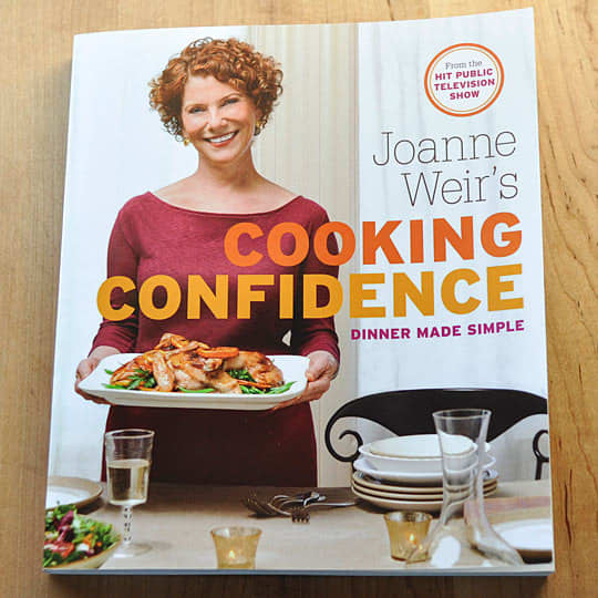 Cooking Confidence by Joanne Weir: gallery image 1