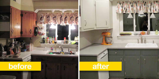 Before & After Transformations: 15 Fantastic Kitchen Makeovers: gallery image 6
