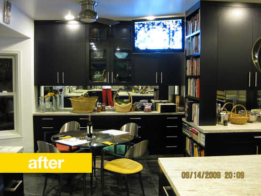 Kitchen Before & After: A Kitchen Keeps Its Footprint, But Gets An Updated Look: gallery image 5