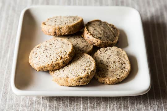 Cookies Made with Tea: 8 Recipes from Earl Grey to Chai: gallery image 4
