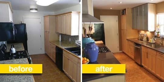 Before & After Transformations: 15 Fantastic Kitchen Makeovers: gallery image 7