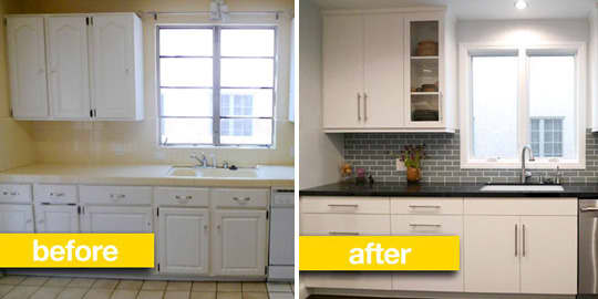 Before & After Transformations: 15 Fantastic Kitchen Makeovers: gallery image 3