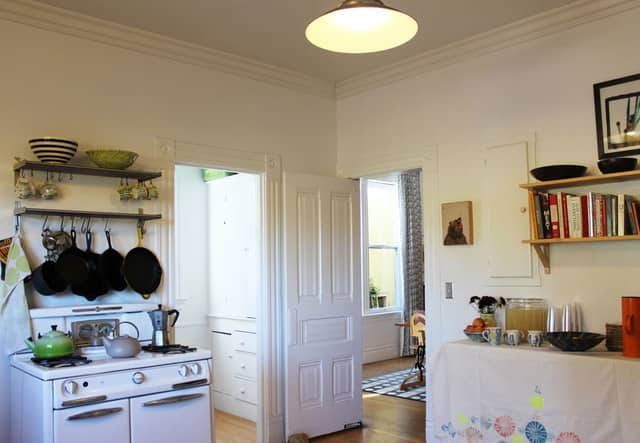 Rachel & Jonathan's Warm, Cozy Kitchen: gallery image 6