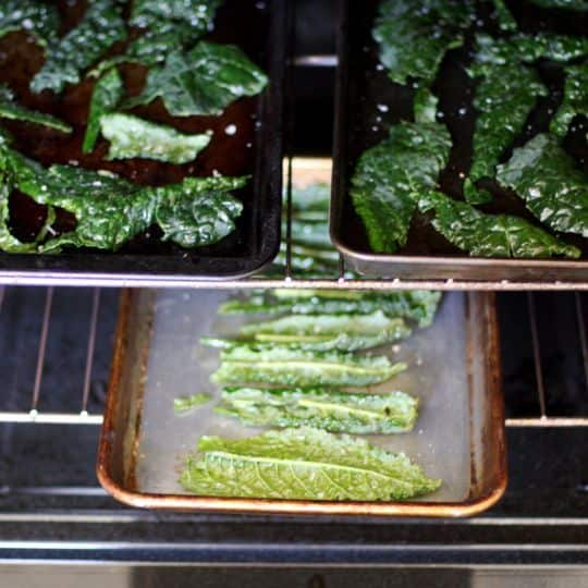 How To Make Quick & Easy Kale Chips: gallery image 11