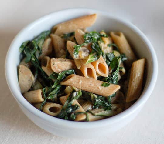 Rooting for the Underdog: Whole Wheat Pasta