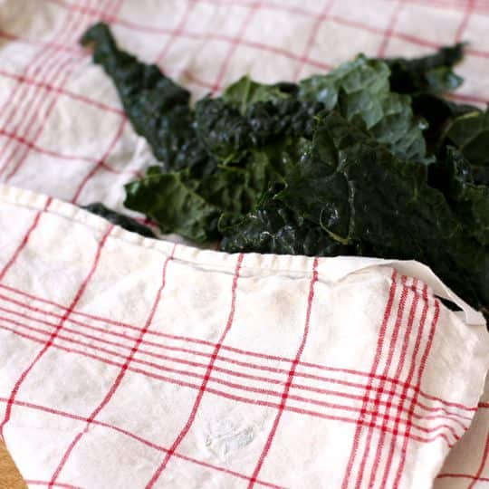 How To Make Quick & Easy Kale Chips: gallery image 8