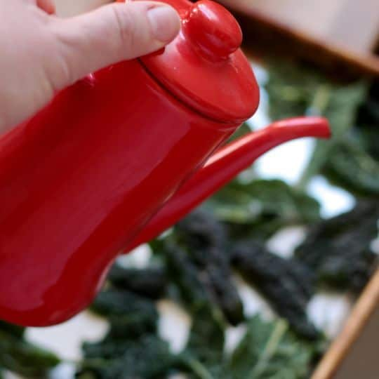 How To Make Quick & Easy Kale Chips: gallery image 9