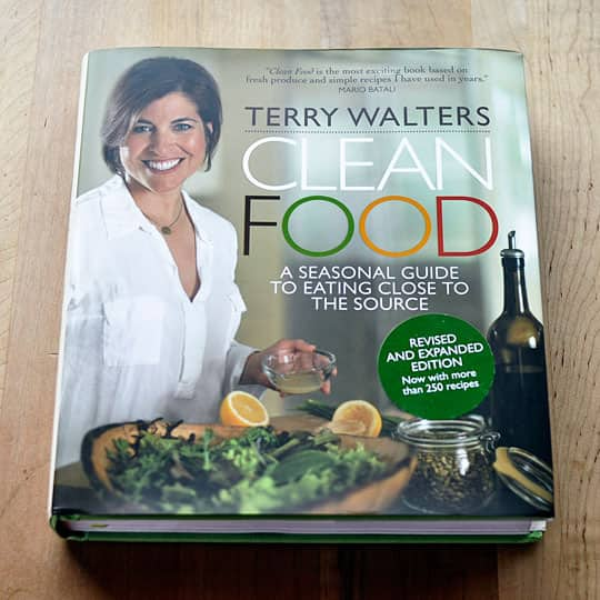 Clean Food by Terry Walters: gallery image 1