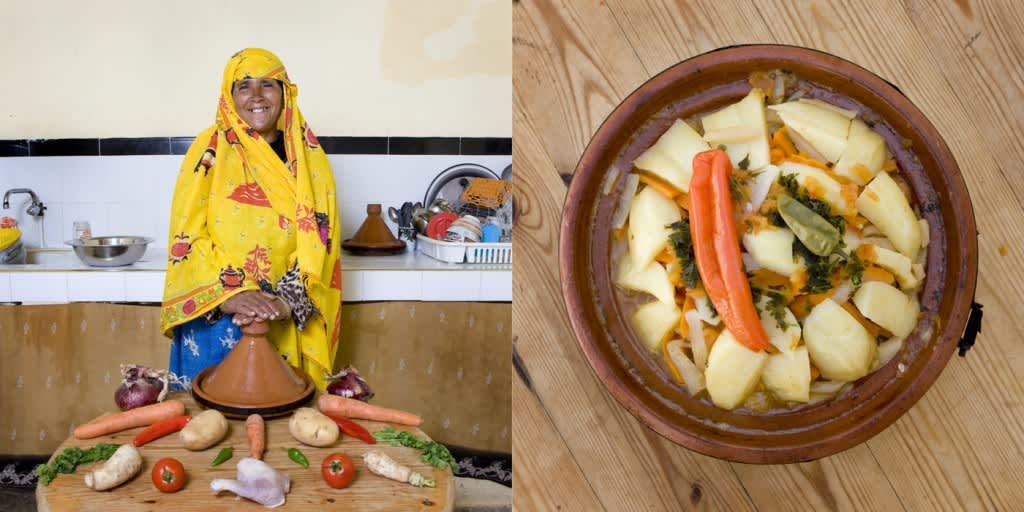 A Photo Tour of the World's Grandmas Sharing Their Home-Cooked Meals: gallery image 2