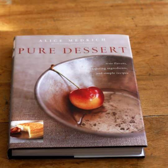 Pure Dessert by Alice Medrich: gallery image 1