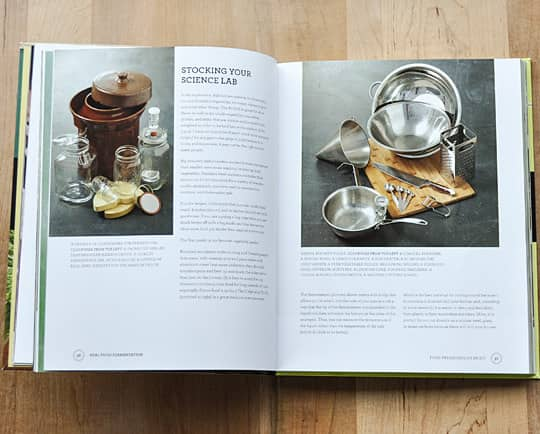 Real Food Fermentation by Alex Lewin: gallery image 2
