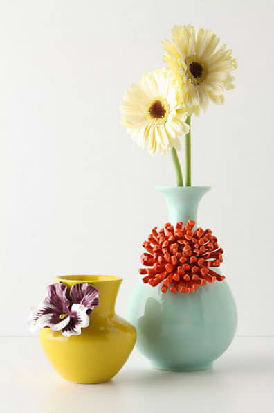 Flowers in the Kitchen: 10 Pretty Vases: gallery image 4