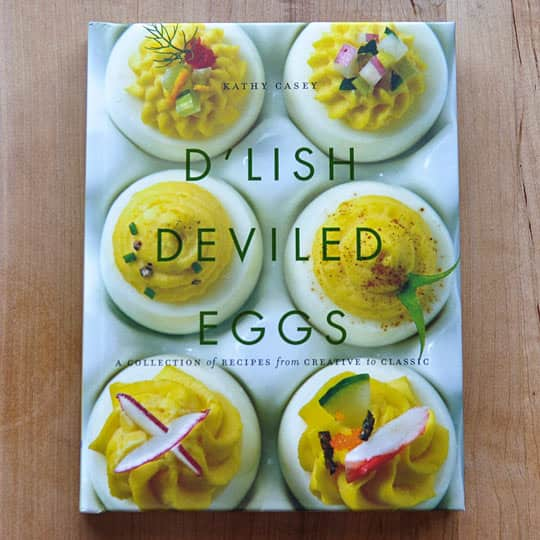D'Lish Deviled Eggs by Kathy Casey: gallery image 1