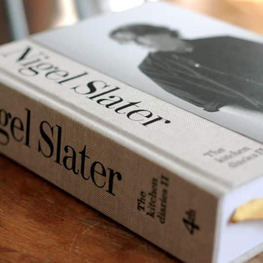 The Kitchen Diaries II by Nigel Slater: gallery image 1